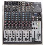 Consola Mixer Behringer Digital 16 Canales + Efectos Fx Micr
