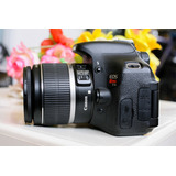 Camara Profesional Canon T3i 600d