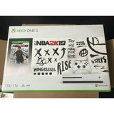 Xbox One S 1tb Nuevo Nba 2k19