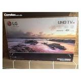 Lg 49  Class 49uj6500 4k Ultra Hd Led Lcd Smart Tv