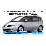 Diagramas Electricos Renault Espace Completo Ecu Pin Español