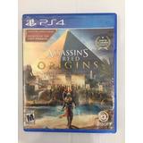 Assassin Creed Origins Ps4