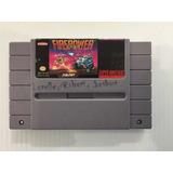 Firepower 2000 Súper Nintendo