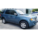 Ford Escape Xlt 4x4 Motor V6 Azul 12.
