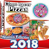 Megapack Más De 300 Recetas Para Preparar Pizza Conopizza