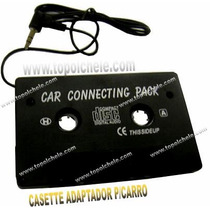 Cassette Audio Adaptador/carro