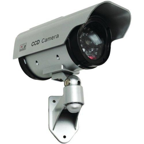 Camara falsa de vigilancia para la seguridad de tu casa - Camaras de seguridad falsas ...