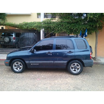 Vendo Chevrolet Tracker Año 2000 Gasolina Y Gas