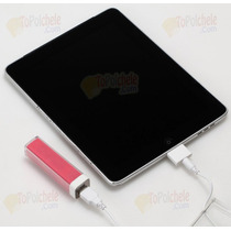 Cargador Portatil Usb Para Ipad,iphone, Htc, Blackberry,etc