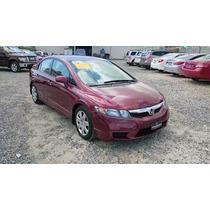 Honda Civic 2011 Recien Importado