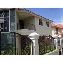 Vendo Casa Nueva En Santiago-2 Niveles