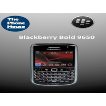 Blackberry Bold 9650 Usadas En Stock!!!!! Usadas