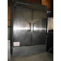 Freezer True 2 Puertas Vertical Acero Inoxidable