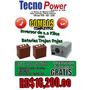 **(( Combos ))** Inversores 1.2kw + 2 Baterias Trojan T-105