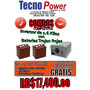 **(( Combos ))** Inversores 1.6kw + 2 Baterias Trojan T-105