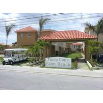 Oferta, Casas Tipo Villas En Punta Cana, Desde Us$105,000