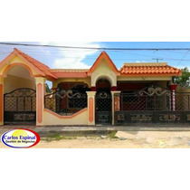Casa De Venta En Higuey, República Dominicana Cv-054