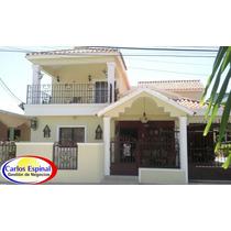 Casa Bonita De Venta En Higuey, República Dominicana Cv-028