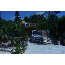 Casa De Playa En Caleta La Romana