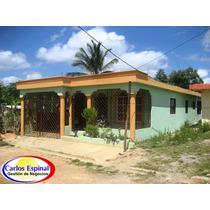 Casa Nueva De Venta En Higuey, República Dominicana Cv-023