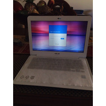Laptop Asus C300ma-dh01 13.3 16gbs 2.16ghz 2gb Azul Excelent
