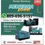 Planta Electrica , Plantas Electricas 15kw 20kw 30kw 40kw!!! | AFEK CORP